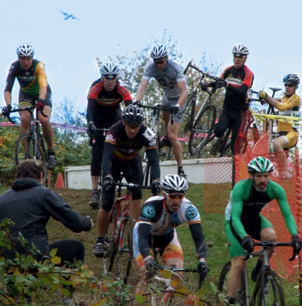 OBRA Oregon Cyclocross State Championships 2013 - Pedalers at the Poor Farm, Troutdale - Edgefield