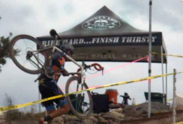 Bend cyclocross Ride Hard Finish Thirsty September 2013.
