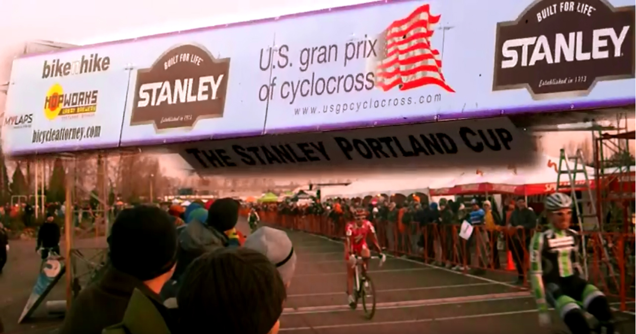 Bicycle Attorney cycling proud to be a contributing sponsor bringing pro cyclocross bicycle racing to Oregon